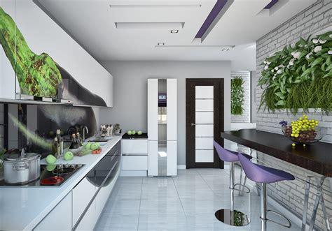 Дизайн кухни 12 квм в современном стиле фото