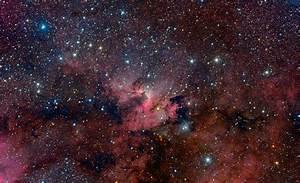 Veil Nebula True Color - Pics about space