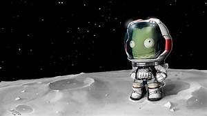 Kerbal Space Program, Mun, Video Games, Space Wallpapers ...