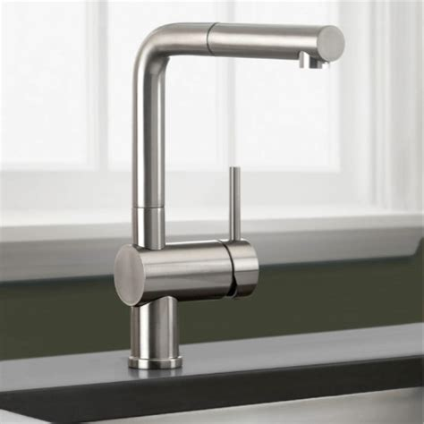 kitchen faucets contemporary best sleek and contemporary faucets for a truly modern