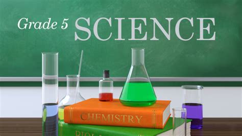 Grade 5 Science Grandparentscom
