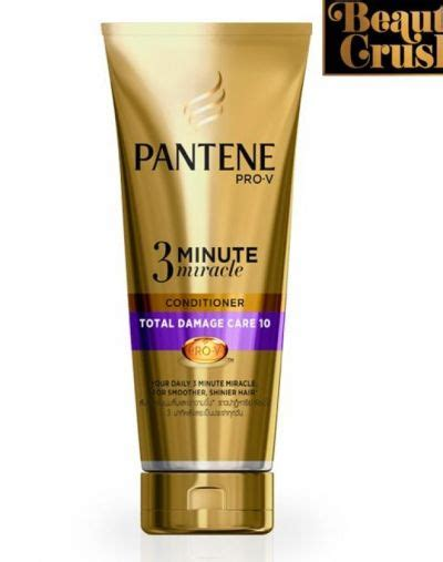 Harga Pantene Conditioner 3 Minute Miracle pantene 3 minute miracle conditioner product