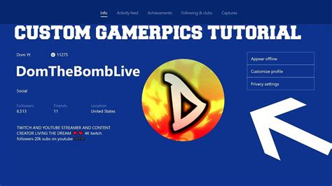 Cool Gamerpic Xbox One 1080x1080 Pixels Hoyhoy Images Gallery