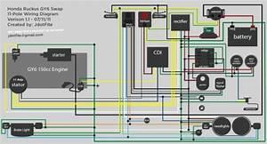 Gy6 50cc Wiring Diagram
