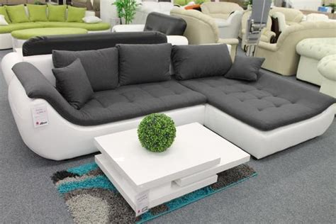Neu GÜnstige Sofa Ecksofa Modern Berlin Top Couch MÖbel In