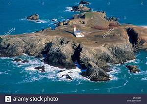 Bel Ile En Mer : overview of la pointe des poulains island of belle le en mer stock photo 60948577 alamy ~ Medecine-chirurgie-esthetiques.com Avis de Voitures