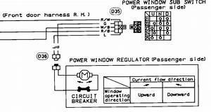Driver Side Window Wiring