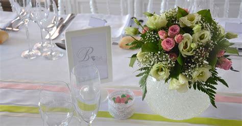 decoration fleur bapteme
