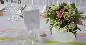Décoration Table Bapteme Fille : decoration fleur bapteme ~ Farleysfitness.com Idées de Décoration
