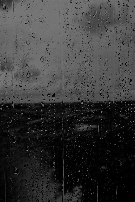 Depressing Home Screen Wallpaper Creepy by Scary Winter Cold Black And White Sad