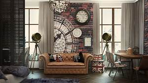 4, Small, Studio, Apartments, Decorated, In, 4, Different, Styles