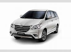Toyota Innova Price in India, Mileage, Reviews & Images