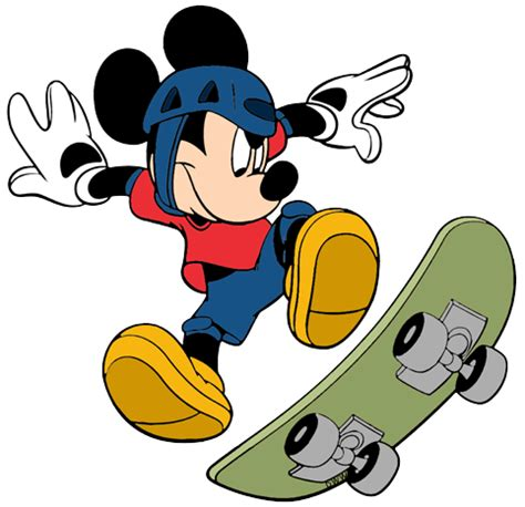 disney skateboarding clip art disney clip art galore