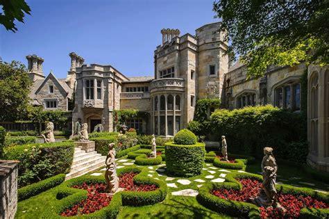 hillsborough ca s 36 000 sq ft chiltern manor sells for