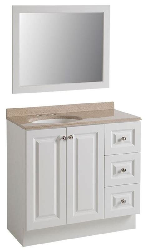 glacier bay sinks website glacier bay bathroom bannister 36 5 in w vanity in white