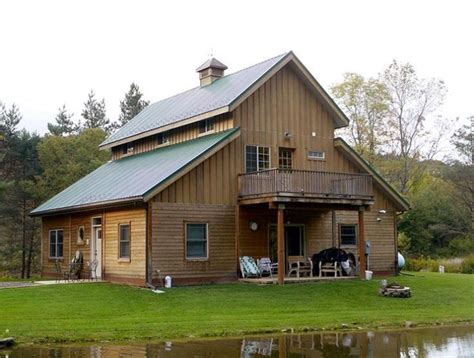 This does not include a concrete slab, hvac, plumbing and other home construction needs. barndominium kits   1000+ ideas about Barn Apartment on ...