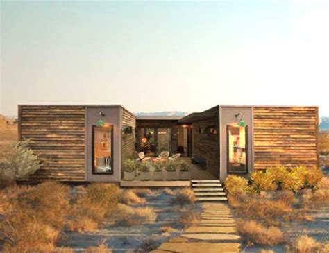 livinghomes  joshua tree inhabitat green design