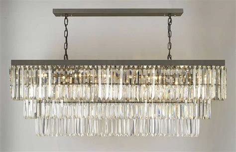 restoration hardware 1920 s odeon clear glass fringe