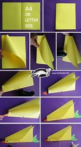 krokotak Simple Bird Kite