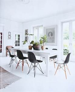 comment creer une ambiance scandinave45 idees en photos With salle À manger contemporaine avec site meuble scandinave