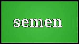 Semen Meaning