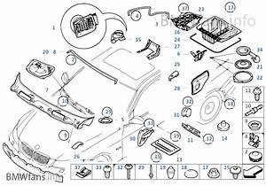 Bmw 325i Body Parts Diagram