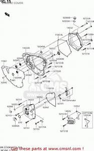 2007 Suzuki Rm Z250 Wiring Diagram