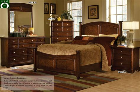 Bedroom Sets Cherry Wood by Cherry Wood Bedroom Decoration Sets Sets Cherry