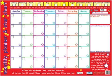 HD wallpapers printable pocket money chart