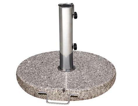 sonnenschirmst 228 nder granit 30 kg granitgrau 216 35 55 mm bei edingershops de