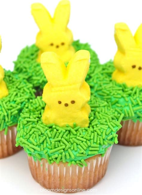 easy easter cupcakes easy easter cupcakes bunny hop pinterest