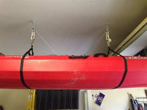hang kayak in garage knowing how to hang kayaks on a wall mi je