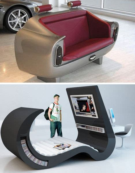 Awesome Wallpapers & Some Amazing Furniture
