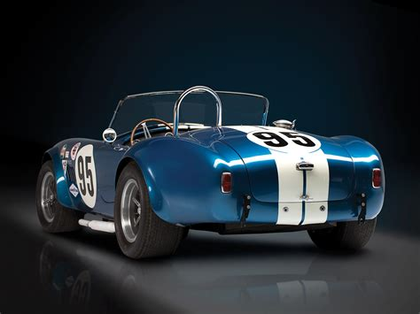 1964 shelby cobra usrrc roadster csx 2557 race racing