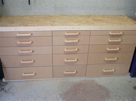 Schubladenschrank Selber Bauen schubladenschrank f 252 r werkstatt bauanleitung zum selber
