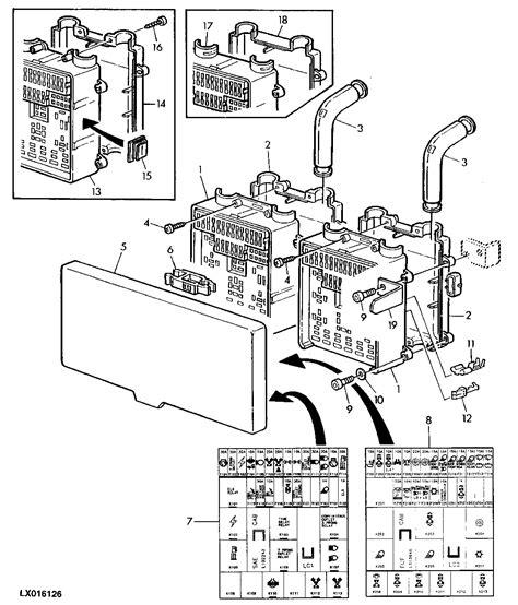 John Deere Transmission Diagram Wiring