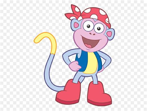 Boots The Monkey (dora The Explorer) (8