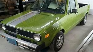 1981 Vw Rabbit Diesel Pickup Caddy For Sale