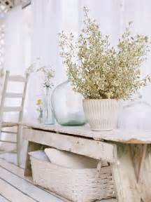 shabby chic ideas 38 adorable white washed furniture pieces for shabby chic and beach d 233 cor digsdigs
