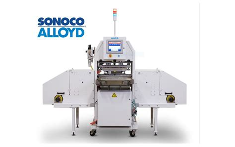 sonoco introduces  machine  medical packaging applications