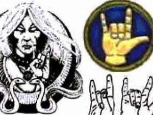 All Satanic Hand Signs | www.pixshark.com - Images ...