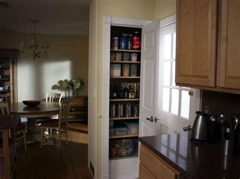 add storage   kitchen  adding  pantry hgtv
