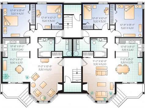 daylight basement plans apartment building blueprint eplans house