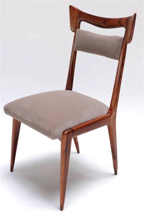 liceu de artes 1960s caviuna dining table and