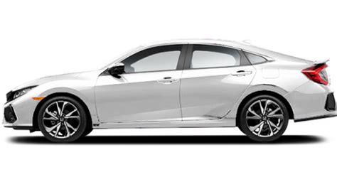 si鑒e auto pearl county honda 2018 honda civic sedan si for sale in kentville