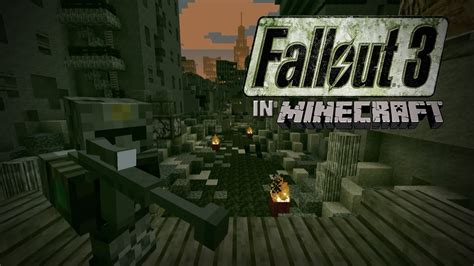 fallout   minecraft youtube
