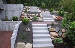 Treppe Bauen Garten : gartentrends hanggarten kleineberg galabau herford ~ Lizthompson.info Haus und Dekorationen