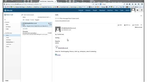 Office 365 Outlook Inbox by Microsoft Office 365 Email Inbox Not Showing Quot To Quot Field