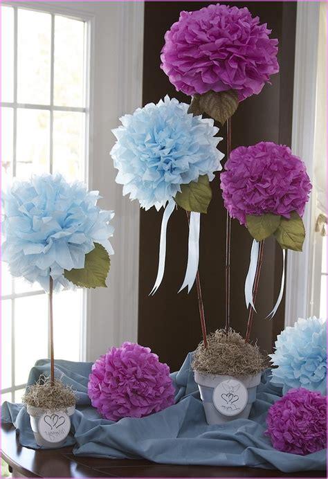 bridal shower centerpiece ideas wedding shower decoration ideas
