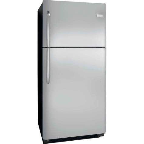 best stainless steel frigidaire fftr2021qs 20 4 cu ft top freezer